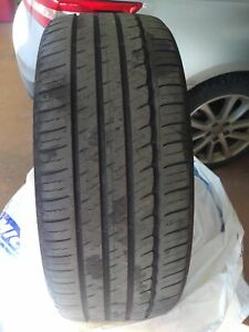 4 each 225-45-R18 91V Michelin Primacy MXM4 All Season