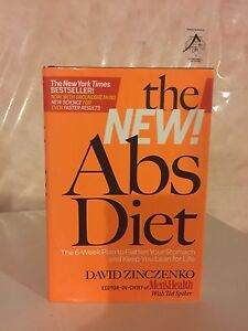 The new abs diet ( awesome book )