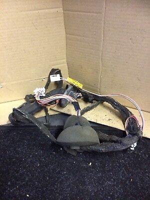 RENAULT CLIO MK2 01-06 NEARSIDE FRONT PASSENGER SIDE DOOR WIRING LOOM 8200290403