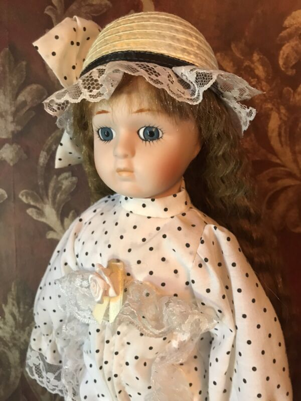 Highly Active Spirit Haunted Doll ~ Paranormal Apparition ~ Lydia