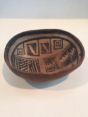 Beautiful  Gila/Pinto Polychrome Bowl circa 1250 - 1350