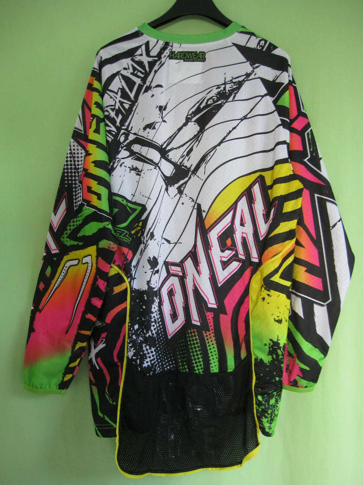 Maillot motocross o'neal hardwear moto racing cross jersey mx - small