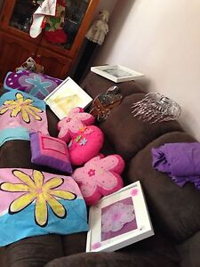 Girls flower bedroom decor package Ellenbrook Swan Area Preview