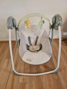 Ingenuity portable baby swing chair