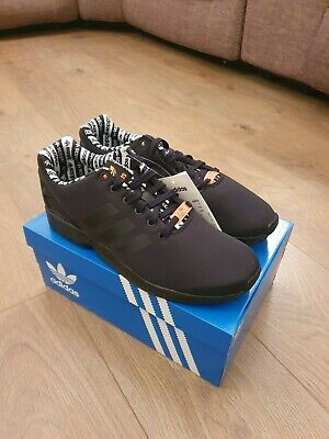 Adidas Originals ZX Flux Mens Trainers | Brand New in Box |  UK 8.5