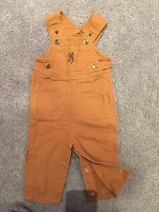 6 Months Browning overalls
