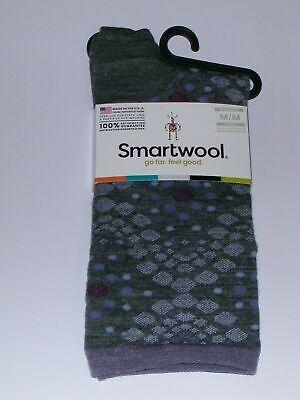Women's SmartWool Pompeii Pebble Crew Socks Size Medium NWT Medium -