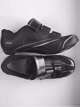 Shimano Women's WR32 SPD-SL Road Cycling Shoes - BLACK 38
