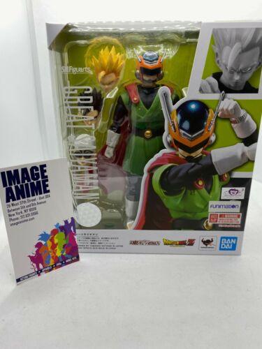 S.H Figuarts Dragon Ball Z Great Saiyaman Figure US Seller