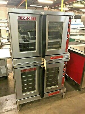 Blodgett Mark V-111 Double Stack Convection Ovens - Electric 14354