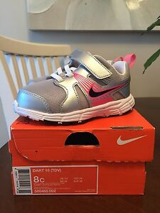 Nike toddler size 8 sneakers - brand new