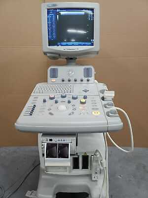 Ge Logiq 3 Expert Ultrasound System With 739l Probe - Fully Tested
