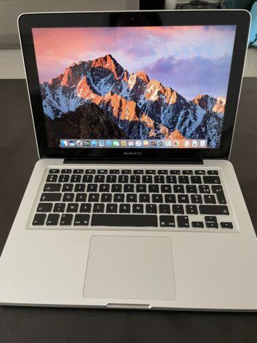 Macbook pro 13 pouces 2012