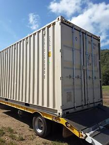 20 foot high cube shipping container Port Douglas Cairns Surrounds Preview