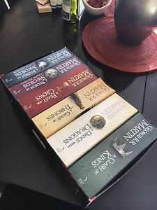 Used Game of Thrones Box Set Balcatta Stirling Area Preview