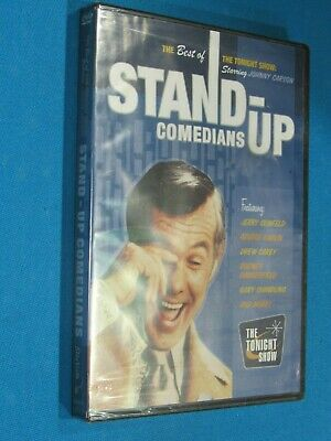 Brand New The Best of the Tonight Show Johnny Carson Stand-up Comedians (DVD)