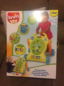 Baby walker brand new still in box