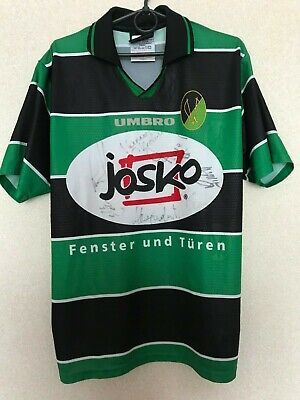 SV Ried Home football shirt 2001-2002 Umbro Rare jersey image