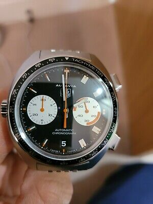 Tag Heuer Autavia Beautiful Watch in Lovely Condition!