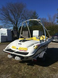 1997 seadoo speedster WITH TOWER *need gone*