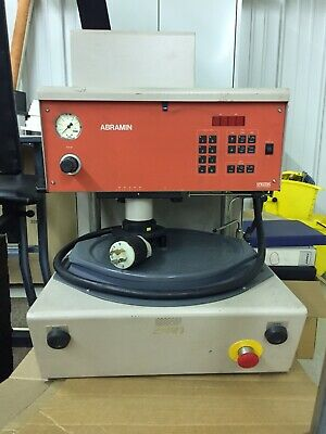 Struers Abramin Lapping Polishing Grinding Machine