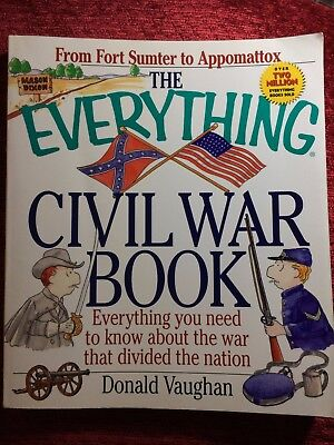 документальная литература The Everything Civil War