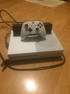 Xbox One S+Kinect+Controller