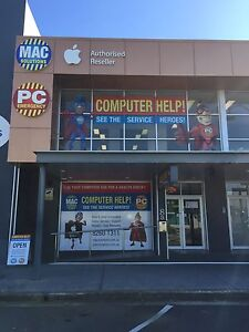 Computer Help! MAC & PC - Sales, Service, Support, Solutions Mawson Lakes Salisbury Area Preview