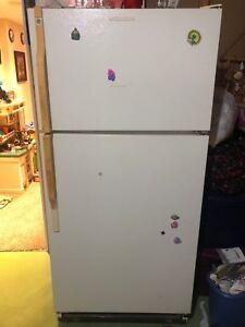 Used refrigerator