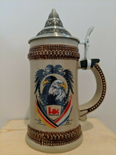Heckler & Koch HK H&K Limited Edition Stein Mug #5/100