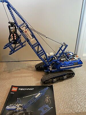 Lego Technic 42042 Crawler Crane with Motorised Functions