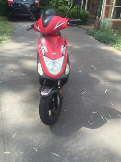 50cc Riviera scooter for sale! Glen Osmond Burnside Area Preview