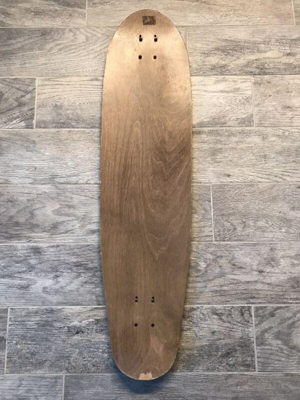"""2006 Reece's Simplicity Boards Handmade Vail Colorado Pro Model 38"""" Longboard"""