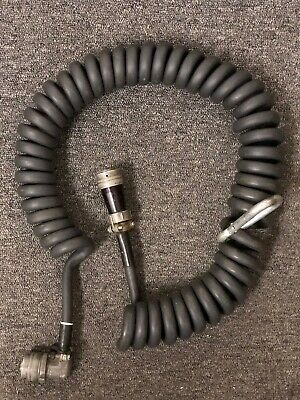 Topcon Motor Grader Tracker Coil Cable 9060-5045 15ft Sys Iv Machine Control Mc2