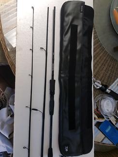 Daiwa Black Sniper Spin Rod