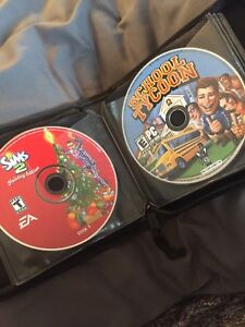 CD ROM COMPUTER GAMES