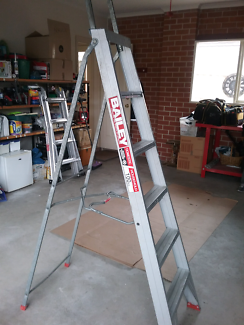 Bailey Ladder 1.76 metres 100kg load