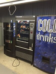 Couple Of Vending Machines For Sale