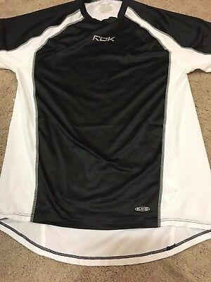 202c7b97365 REEBOK Pittsburgh Penguins Player Locker Room Compression Shirt Black White  2XL
