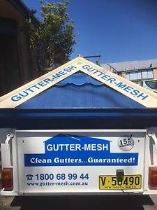 GutterMesh Distributor Opportuntiy no franchise fees North Sydney Area Preview