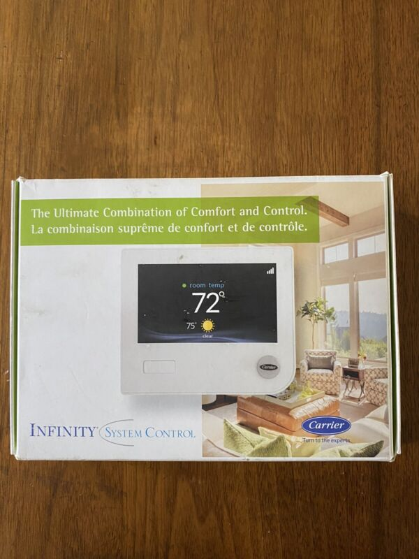 Carrier Infinity Thermostat SYSTXCCWIC01-B (White)