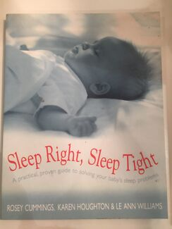 Sleep Right, Sleep Tight by Rosey Cummings Cottesloe Cottesloe Area Preview