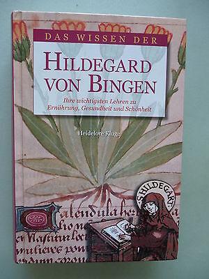 Hildegrad von Bingen wichtigsten Lehren Ernährung Gesundheit Schönheit 2008