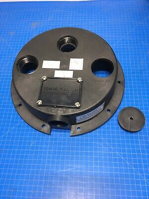 Little Giant Cover Basin, Wrs-6, Replacement Lid- Part# 113130 Little Giant Replacement Parts