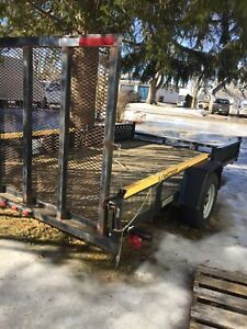 12 ft trailer for sale