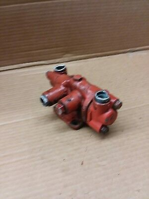 Case 430 530 Tractor Hydraulic Valve V12996