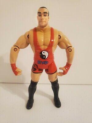 Rob Van Dam WCW WWF Vintage Red Ring Super Rare