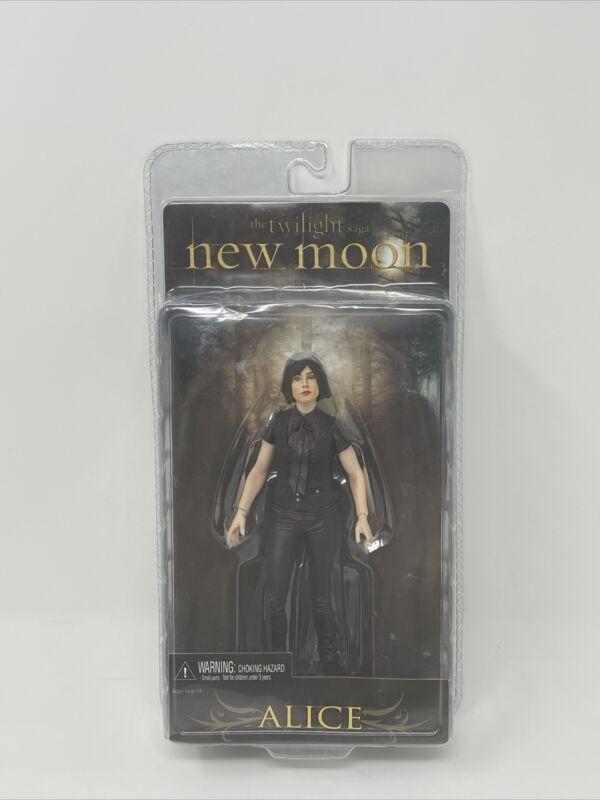 NEW 2009 Twilight Saga New Moon ALICE Action Figure NECA Factory Sealed