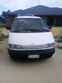 Toyota tarago   Wellard Kwinana Area Preview