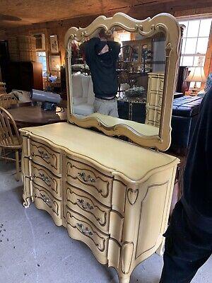 Mid Century Modernism Dresser Mirror